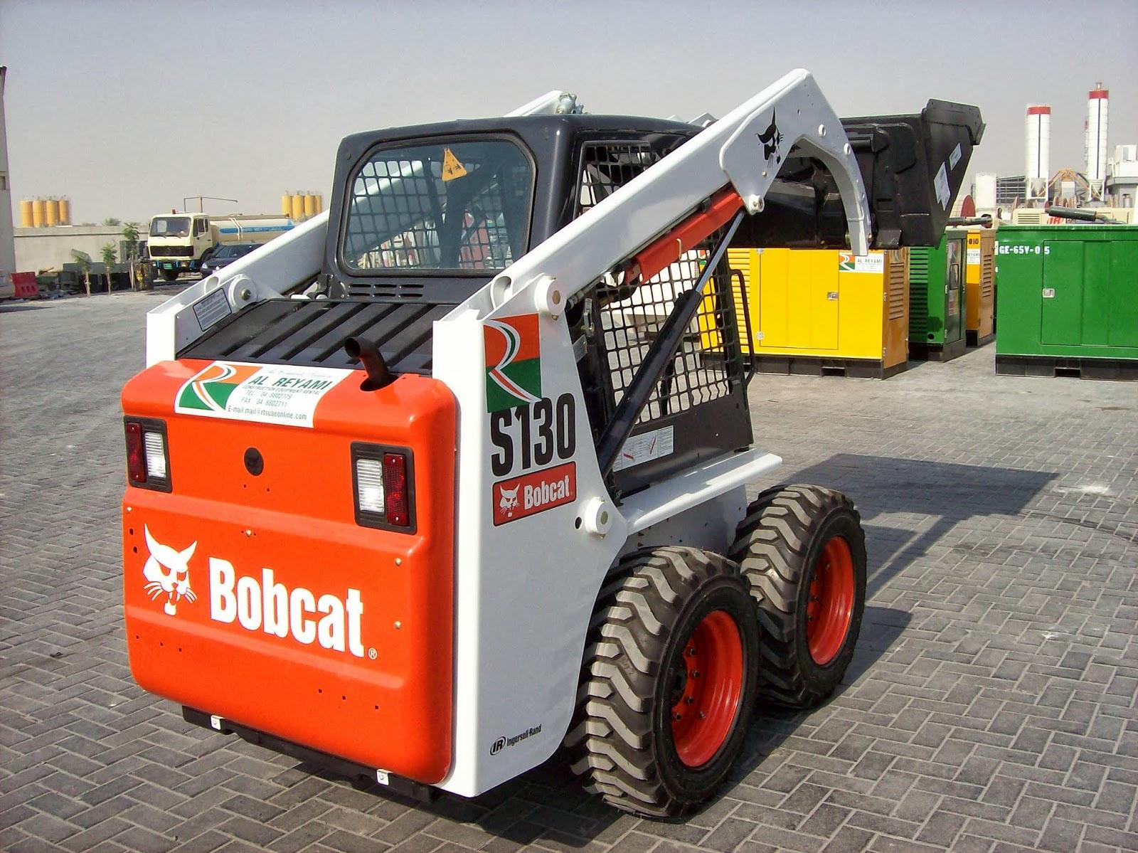 Reyami Rental: Skid Steer Loader For Rental In UAE, Oman