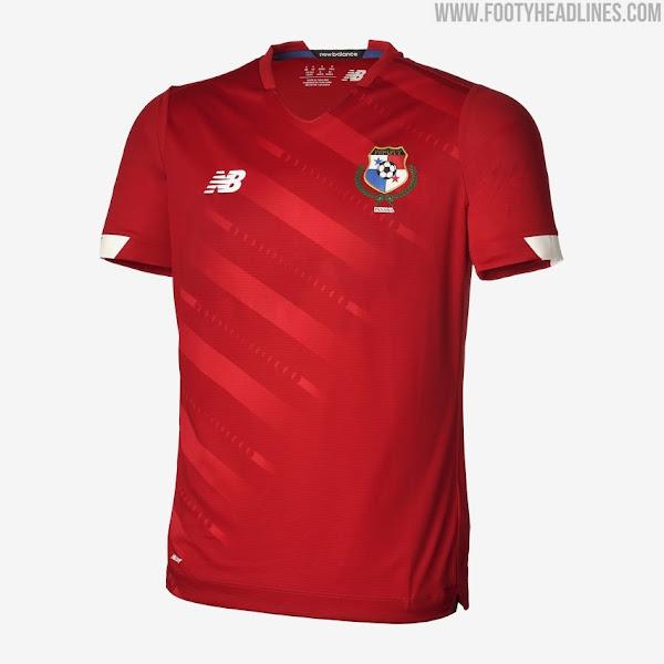 Panama 2021 Home & Away Kits Released - Footy Headlines