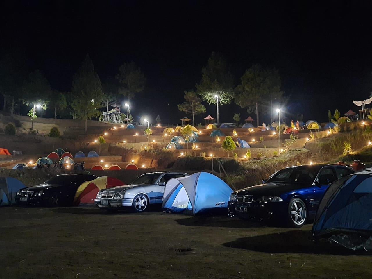 Campground Bukit Tangkeban