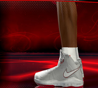 Nike Zoom Lebron 8 PS NBA 2K13 Edition
