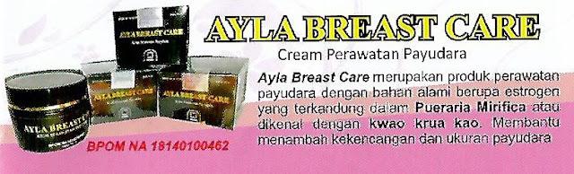 Grosir Resmi Ayla Breast Care