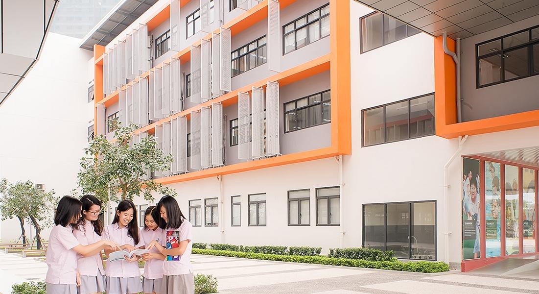 Trường học quốc tế khu đô thị Thanh Hà