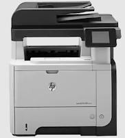 HP LaserJet Pro M521dw Printer