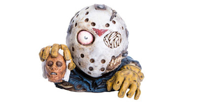Mondo Exclusive Friday the 13th Jason Voorhees Mondoids Variant Vinyl Figure by ScarecrowOven