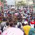Jumlah Peserta Karnaval Budaya Nusantara Diluar Perkiraan Panitia