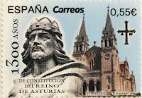 1300 AÑOS DE CONSTITUCIÓN DEL REINO DE ASTURIAS