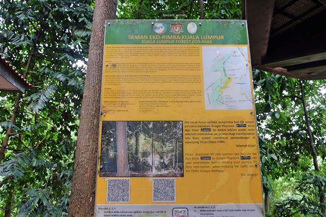 KL Forest Eco Park Curitan Aqalili