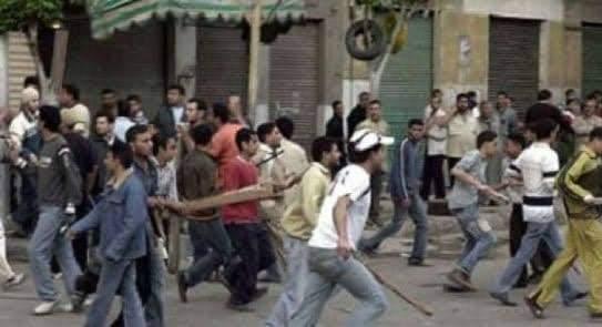 اصابة 3 أشخاص فى مشاجرة بسبب خلافات الجيرة بسوهاج .