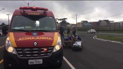 Idoso morre após ser atropelado na Estrada da Ribeira em Colombo