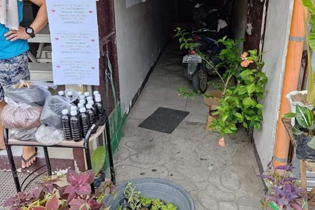 Bayanihan inspired community pantries sprout in Cavite
