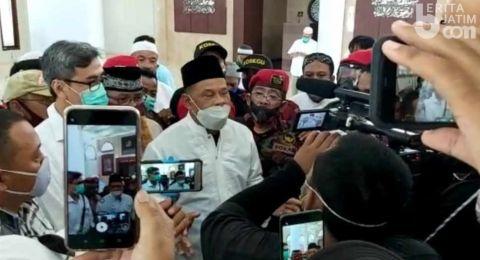 Gatot Nurmantyo Cs: UU ITE Banyak Pasal Karet, Bebaskan Para Tokoh KAMI