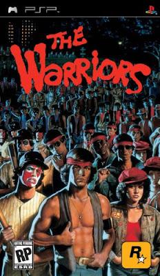 Jogo The Warriors PSP