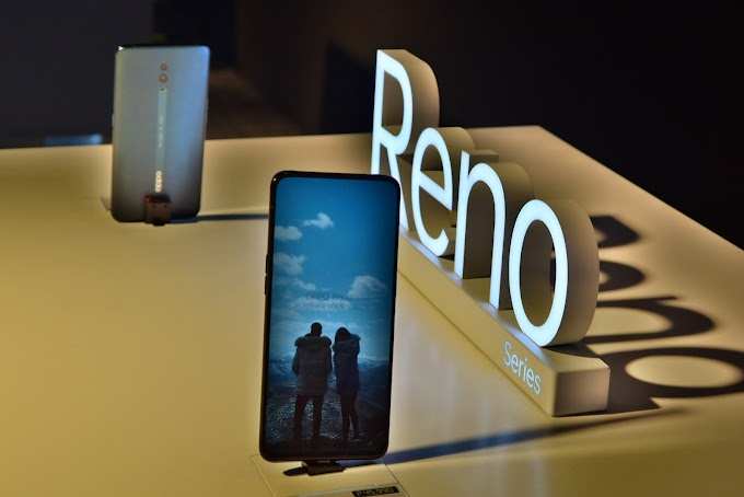 OPPO Reno launches in the Philippines