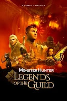 Monster Hunter: Legends of the Guild (2021) English Movie Watch Online Movies