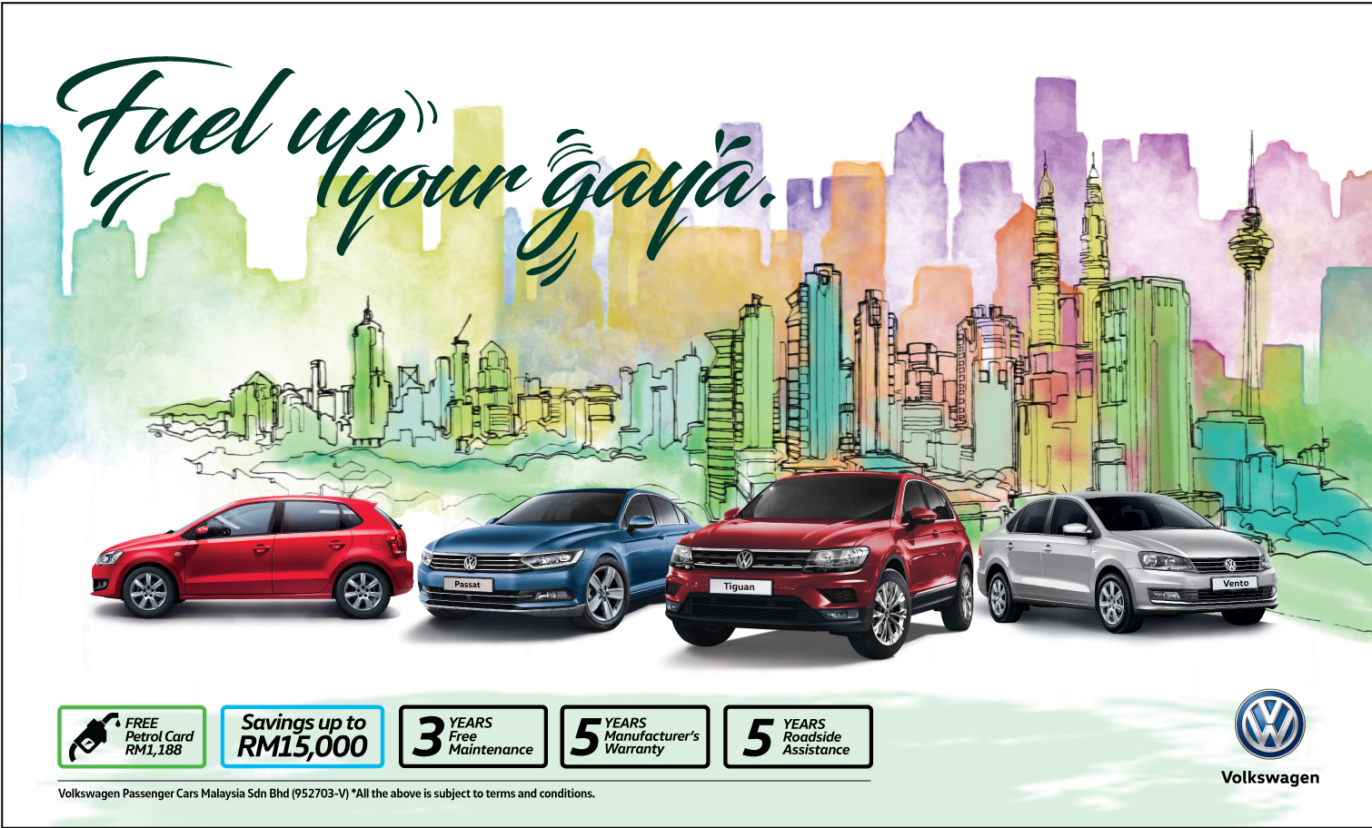 Motoring Malaysia Volkswagen Passenger Cars Malaysia Revises Its