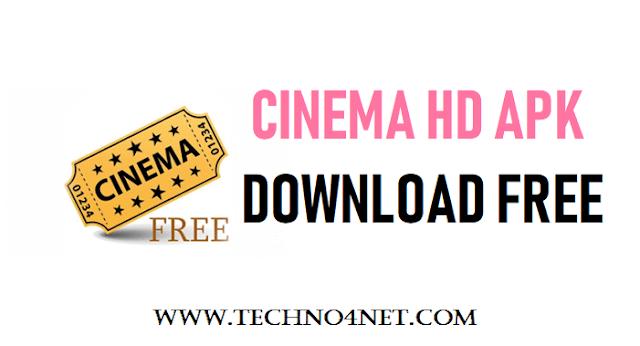 حمل الآن تطبيق Cinema HD لتحميل ومشاهدة الأفلام والمسلسلات