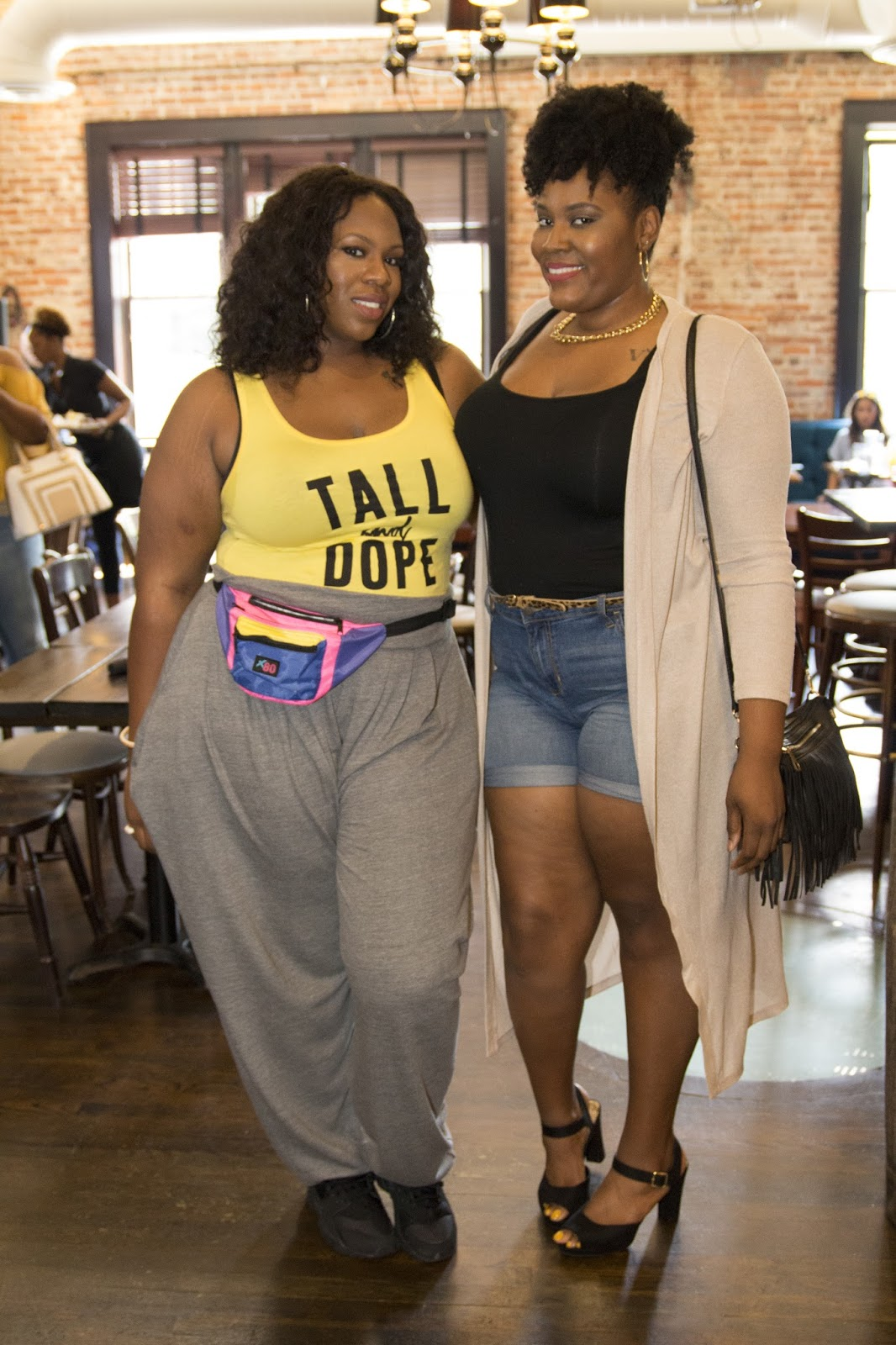 Tall & Dope Meet-Up - The Curvy Girl Chronicles