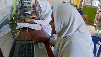 Server Pusat Eror, Hari Pertama Gladi Bersih UNBK SMK Tertunda