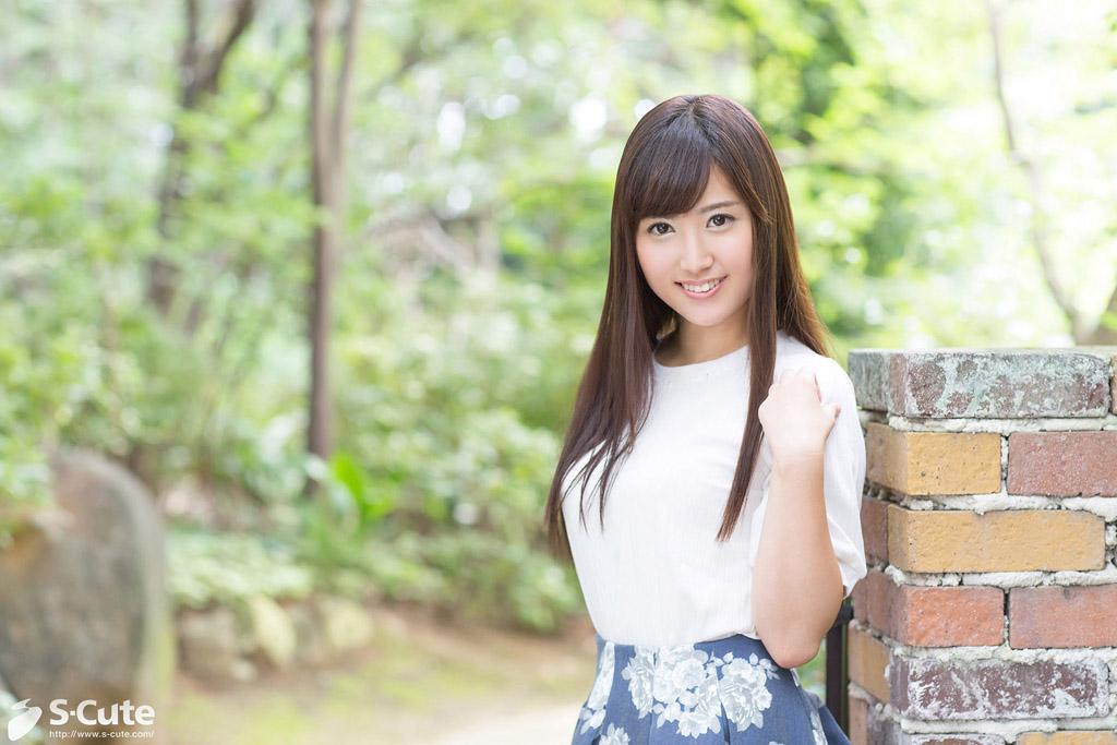 S-Cute 481_arisa_02 頬を赤く染めるシャイなエッチ/Arisa