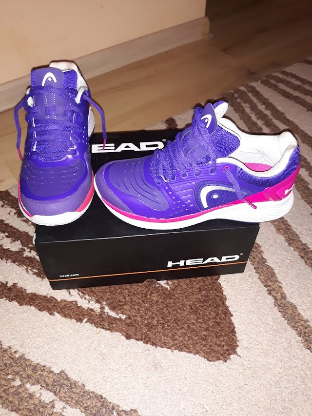 Head Sprint Pro women's tennis shoes consumer review