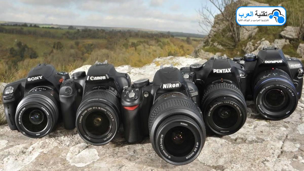 اسعار كاميرات نيكون Nikon ومواصفات الكاميرات 2021