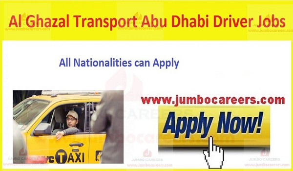 Current driving jobs in UAE,