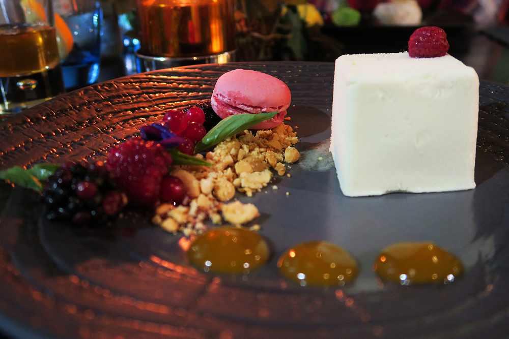 White Chocolate Box at Chaophraya Leeds
