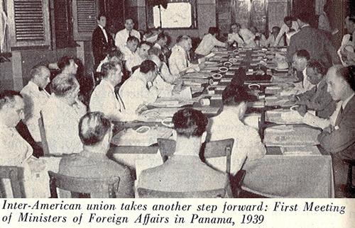 September 23 1939 Panama Conference worldwartwo.filminspector.com