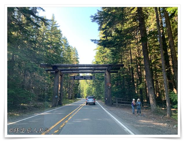 雷尼爾山國家公園Mt Rainier National Park