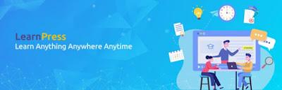 Learnpress lms elearning online course wordpress plugin