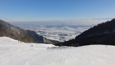 Bützen, Blick ins Mittelland