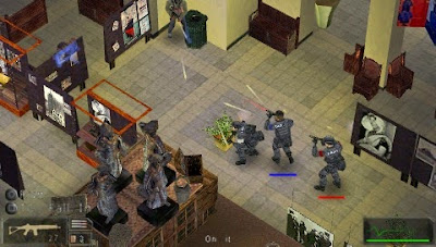 Download SWAT - Target Liberty Europe Game PSP for Android - www.pollogames.com