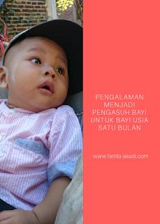 Bayi Usia Satu Bulan