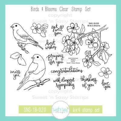 http://www.sweetnsassystamps.com/birds-blooms-clear-stamp-set/