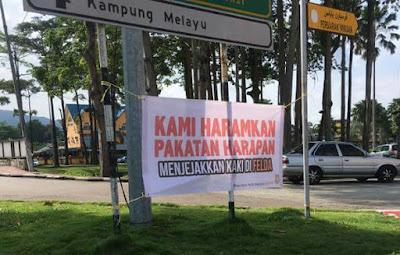 Tetiba Mahathir dan Muhyiddin Mahu Jadi Hero FELDA