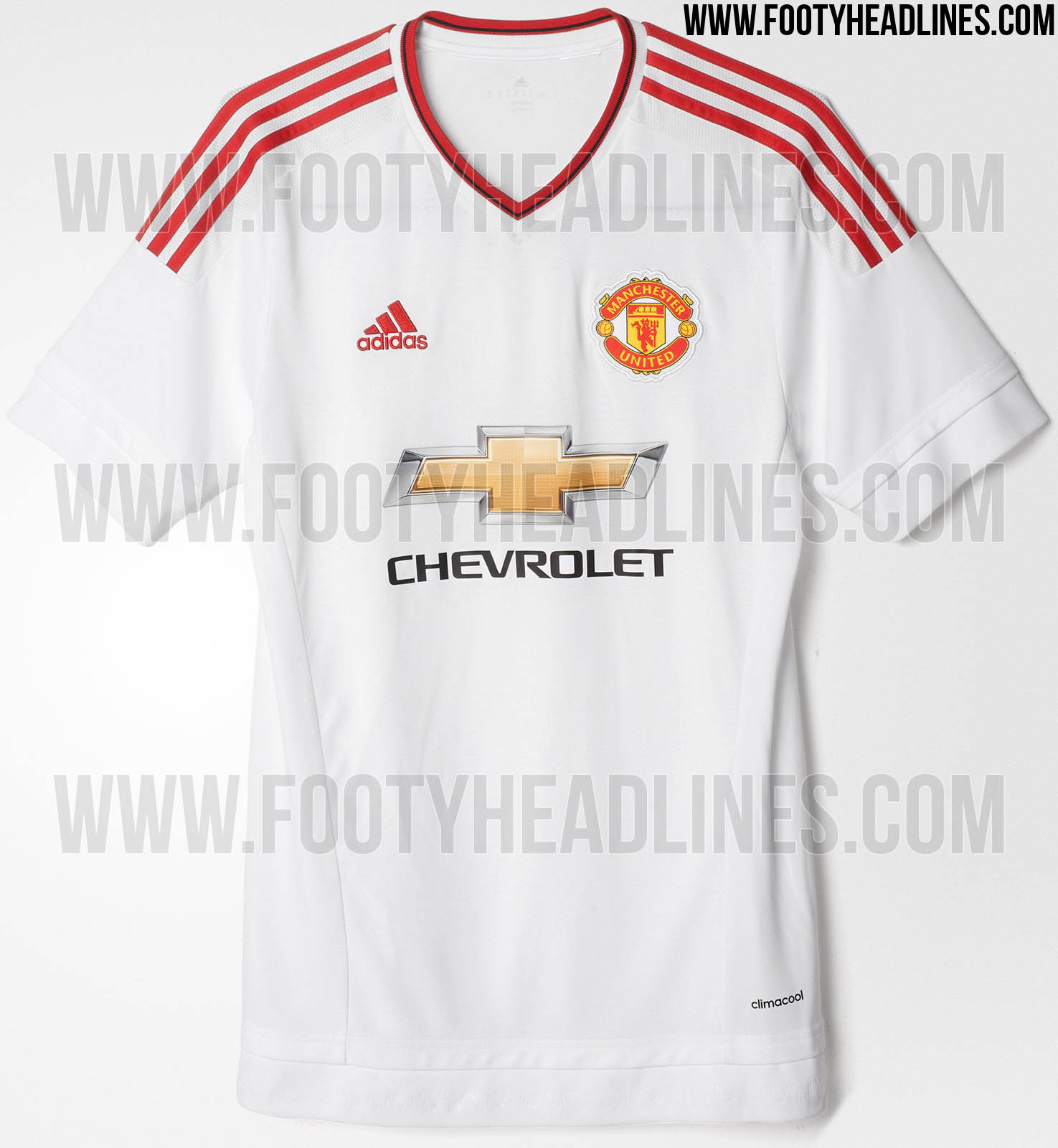 f0a3b9f9e Manchester United 15-16 Away and Third to Be Released in August ...