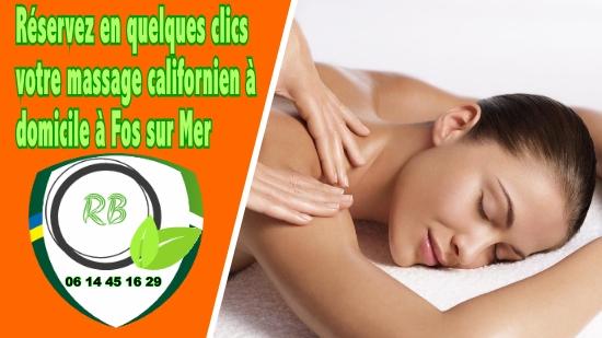 Réservez en quelques clics votre massage californien à domicile à Martigues;