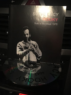 Steve Lacy Solo Saxophone