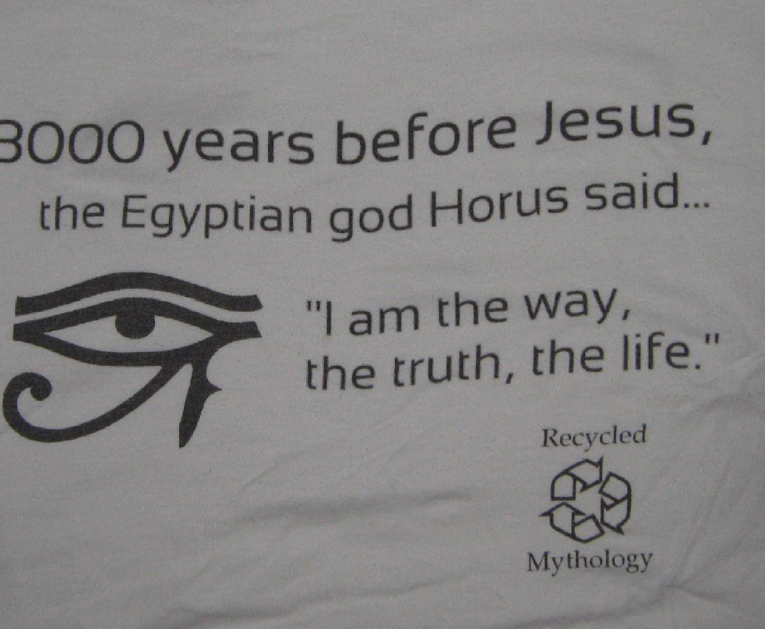Anonymous Quote I Am The Way The Way The Truth And The: Science, Reason And Logic Rule: Jesus Is A Myth