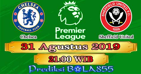 Prediksi Bola855 Chelsea vs Sheffield Utd 31 Agustus 2019