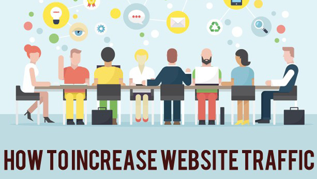 how to increase traffic on website?