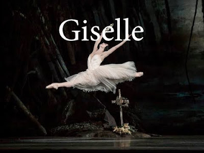 Giselle (Svetlana Zakharova, Roberto Bolle at Teatro alla Scala)