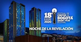 Noche de la Revelación Festival BOGOSHORTS 2020