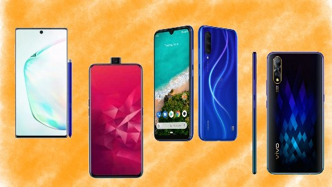 Top Smartphones to Launch in India [August 2019]