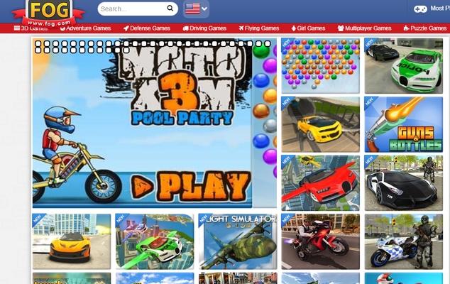 Free online gaming site