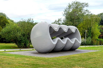 Ailleurs : Parc de sculptures du LaM, rencontre avec les grands maîtres du XXème siècle dans un lieu de promenade unique - Villeneuve-d'Ascq