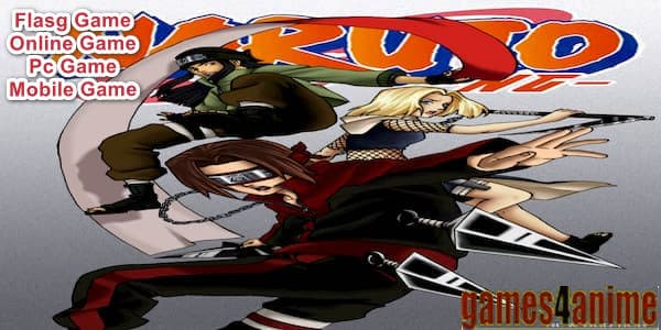 Download and play online : Naruto Shippuden adventure and fighting game