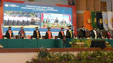 ST Burhanuddin Dikukuhkan Sebagai Guru Besar Bidang Ilmu Restoratif Justice