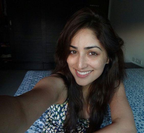 Yami Gautam without makeup photo