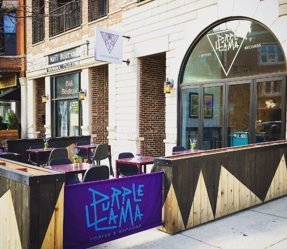 Purple lama, Chicago, IL - Best Coffee Shops in America - Top 9 Coffee store you all must visit in America